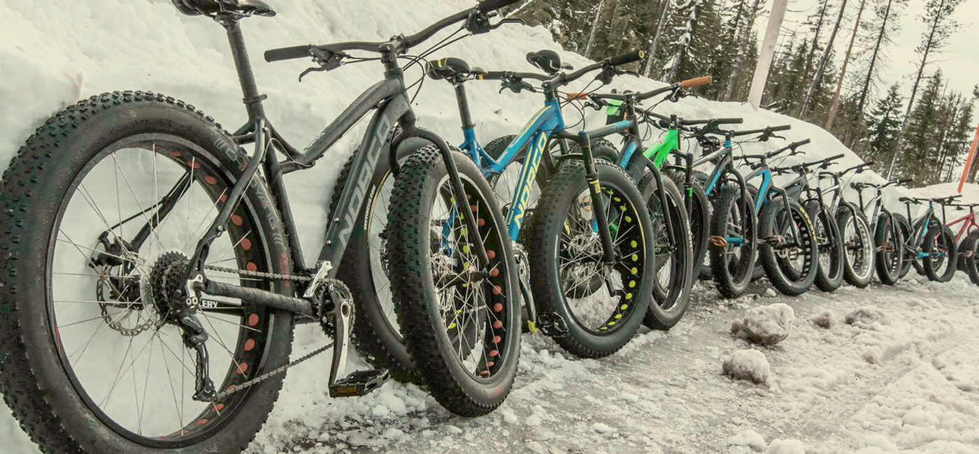 Fat Bike rentals, Bend Oregon
