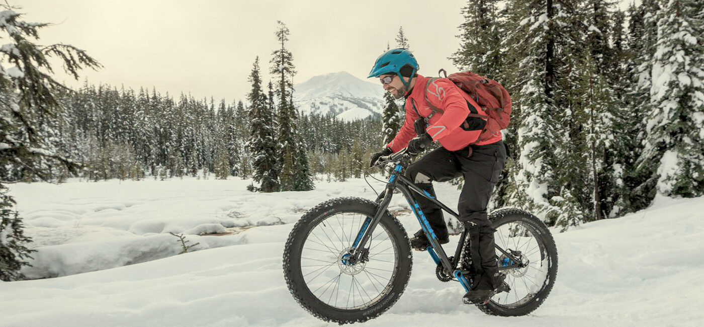 Fat Bike Tours, Bend Oregon
