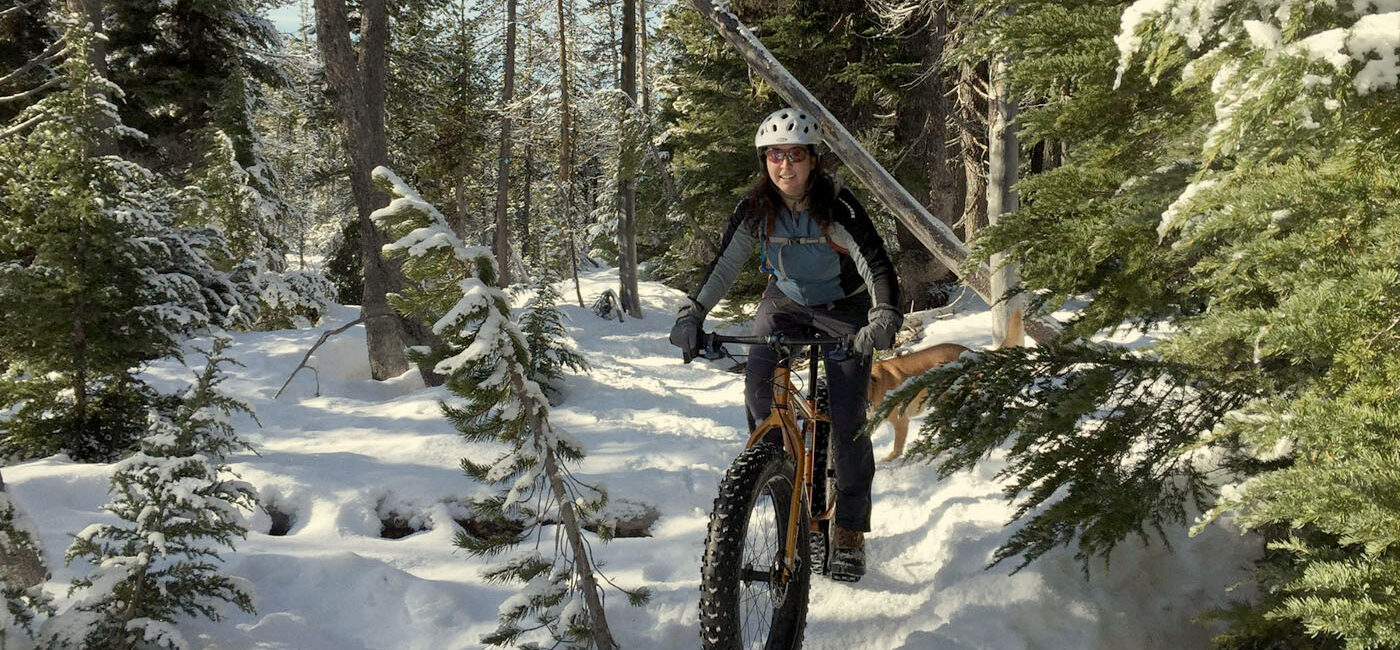 Fat Bike Tours, Mt Bachelor Oregon